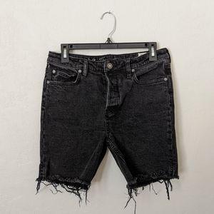 free people bermuda shorts